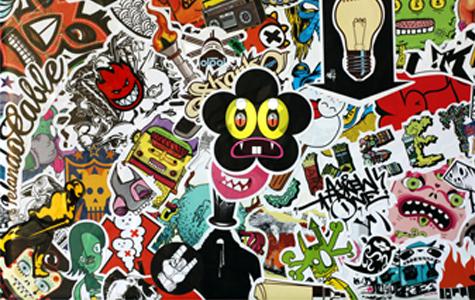 Custom Sticker Printing - Specialty Print