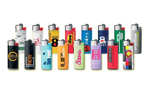 BIC Lighters Printing - Promotional Print
