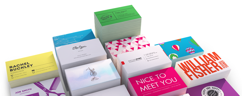 Business Card Printing - Business Print