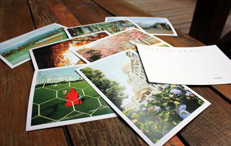 Postcard Printing - General Print