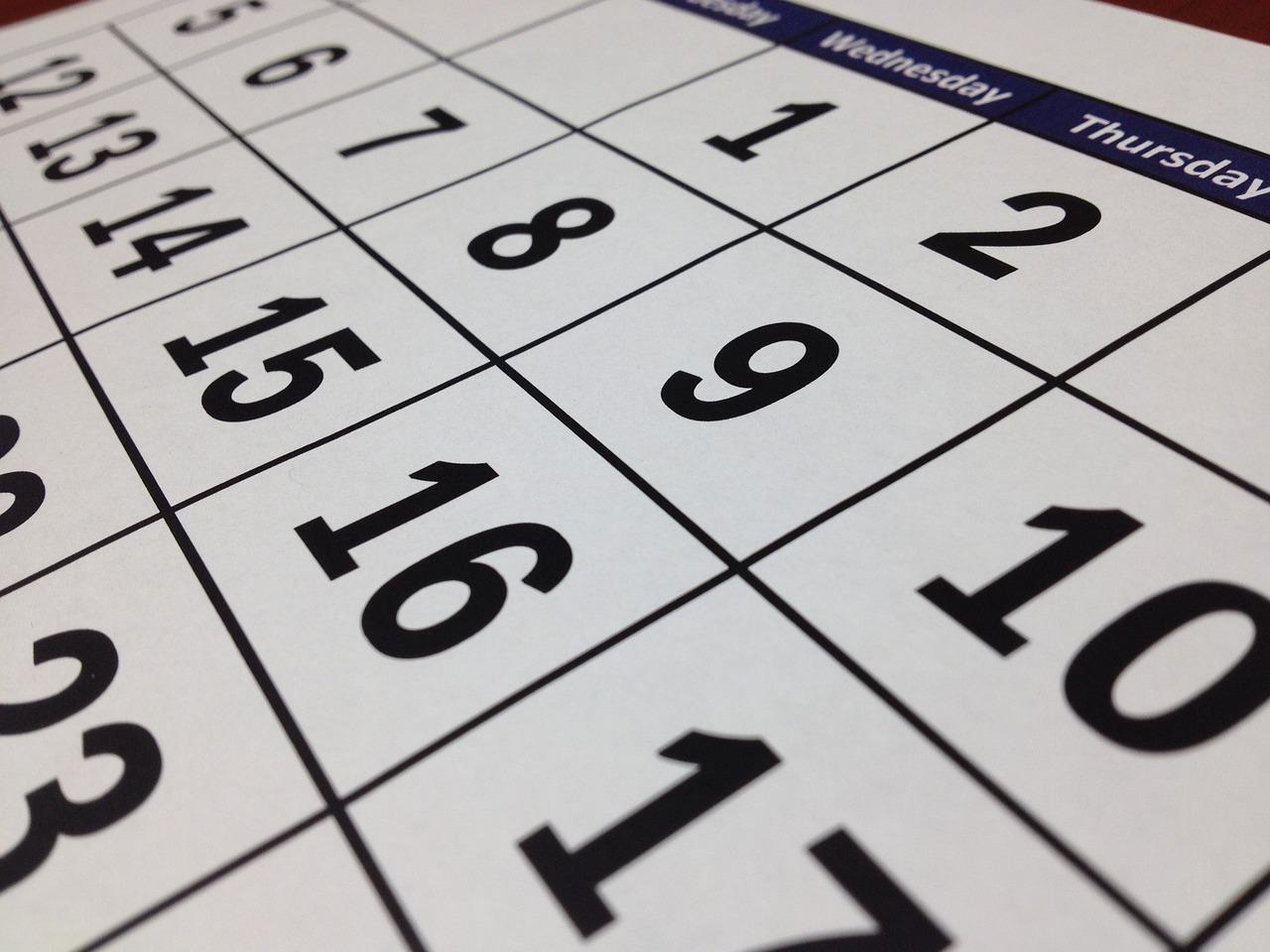 calendar-660670_1280